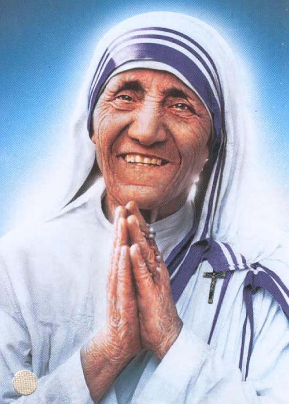 La Preghiera Di Madre Teresa Di Calcutta